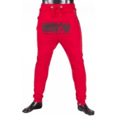 Gorilla Wear Alabama Drop Crotch Joggers (piros) (1 db)