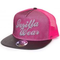 Gorilla Wear Mesh Cap baseball sapka (pink) (1 db)