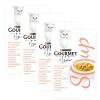Gourmet 4x40g Gourmet Soup tonhal & garnéla nedves macskatáp