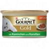 Gourmet Gold omlós falatok 12 / 24 / 48 x 85 g - Csirke & máj (12 x 85 g)