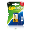 GP BATTERIES GP 9V Ultra PLUS alkáli tartós elem