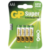 GP Super elem R03 (mikro, AAA) 4db/bliszter