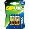 GP Ultra Plus LR03 (AAA) 4 db bliszter