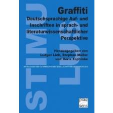 Graffiti idegen nyelvű könyv