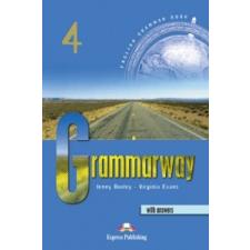 Grammarway 4 Student's Book with key – Jenny Dooley,Virginia Evans idegen nyelvű könyv