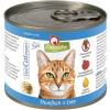 Granatapet DeliCatEssen tonhalas és kacsahúsos konzerv macskáknak (6 x 200 g) 1.2kg