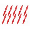 Graupner SJ Graupner COPTER Prop 5,5x3 légcsavar (10 db) - piros