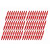 Graupner SJ Graupner COPTER Prop 5,5x3 légcsavar (60 db) - piros