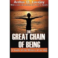 Great Chain of Being – Arthur O. Lovejoy idegen nyelvű könyv