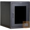 """Great Lakes GL13E-6080G-BL 13U 600 x 800 19""""-os álló rack szekrény"""