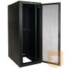 """Great Lakes GL42ES-80100-MSM-BL 42U 800 x 1000 19""""-os szerver rack szekrény"""