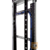 Great Lakes VLB-4180 Lacing bar kit, 1 db vertikális, 2 db horizontális lacing bar + 6 db CM-01 tépőzáras kábelrendező, GL41E-6080 és GL41ES-8080-hoz