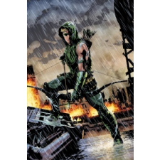 Green Arrow: War of the Clans – Jeff Lemire idegen nyelvű könyv