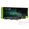 Green Cell Asus F550 Notebook akkumulátor 2200mAh Li-Ion