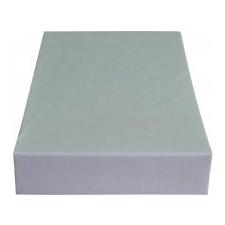Greno Jersey Lepedő, Világosszürke, 180 x 200 cm lakástextília