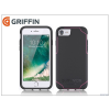 GRIFFIN Apple iPhone 6/6S/7 ütésálló védőtok - Griffin Survivor Journey - black/pink