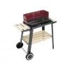 Grill Chef faszenes grillkocsi (0566)