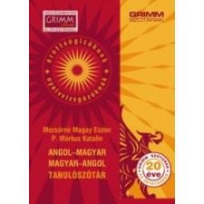 Grimm Kiadó Mozsárné Magay Eszter - P. Márkus Katalin: Angol-magyar, magyar-angol tanulószótár idegen nyelvű könyv
