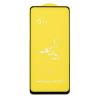 GSMOK Xiaomi Redmi Note: 9 - 0,3 Mm-Es Edzett Üveg Tempered Glass 5d Fekete Üvegfólia