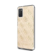 Guess GUHCA31PCU4GLGO A31 A315 arany kemény tok 4G Glitter telefontok