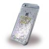 Guess iPhone 6/6S/7 Liquid Glitter Hard hátlap, tok, lila