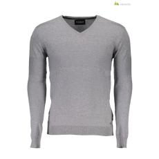 GUESS JEANS Férfi pulóver szürke-melanzs WH2-M73R03Z0990_M97