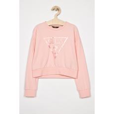 GUESS JEANS - Gyerek felső 118-175 cm - rózsaszín - 1339552-rózsaszín
