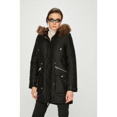 GUESS JEANS - Kapucnis kabát - fekete - 1411811-fekete