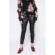 GUESS JEANS - Legging Hilly - fekete