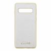 Guess tok arany (GUHCS10LIGLGO) Samsung S10e készülékhez