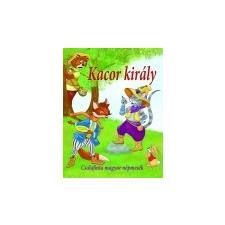 Gulliver Könyvkiadó KACOR KIRÁLY - CSALAFINTA MAGYAR NÉPMESÉK gyermek- és ifjúsági könyv