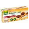 Gullón Diet Nature Ronditas étcsokoládéval töltött keksz 186 g édesítőszerrel
