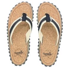 Gumbies Flip - flop Gumbies Corker Natural Cork - Black Szín: barna / Cipőméret (EU): 39