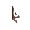 Gungldekor Tányértartó (L) 14,7 cm magas