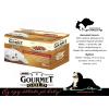 Gurmet Gold Gourmet Gold Macska Konzerv Multipack - Falatok szószban 4x85g