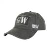 GW WASHED CAP (GREY) [Egy Méret]