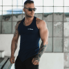 GymBeam Flexin Dark Blue atléta - GymBeam S