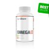 GymBeam Omega 3 - GymBeam 240 kaps unflavored
