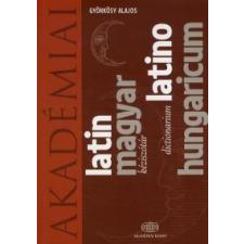 Györkösy Alajos Latin-Magyar kéziszótár - Latino-Hungaricum dictionarium nyelvkönyv, szótár