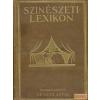 Győző Andor Kiadása Színészeti lexikon I. kötet