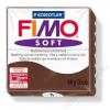 Gyurma, 56 g, égethető, FIMO Soft, csokoládé (FM802075)