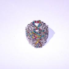 GYŰRŰ  00456  17-ES MÉRET gyűrű