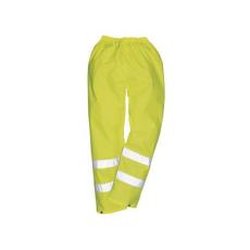 H441 - Jól láthatósági esőnadrág - sárga
