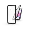 Haffner Apple iPhone 11 mágneses, 2 részes hátlap előlapi üveggel - Magneto 360 - fekete