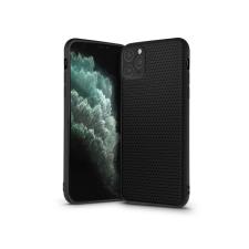 Haffner Apple iPhone 11 Pro Max hátlap - Liquid Air - fekete tok és táska