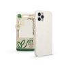 Haffner Apple iPhone 12/12 Pro hátlap környezetbarát, 100%-ban biológiailag lebomló anyagból - Forcell Bio Zero Waste Case - nature