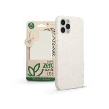 Haffner Apple iPhone 12/12 Pro hátlap környezetbarát, 100%-ban biológiailag lebomló anyagból - Forcell Bio Zero Waste Case - nature tok és táska