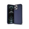 Haffner Apple iPhone 12 Pro Max szilikon hátlap - Soft - kék