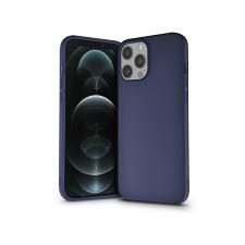 Haffner Apple iPhone 12 Pro Max szilikon hátlap - Soft - kék mobiltelefon, tablet alkatrész