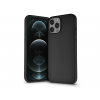 Haffner Apple iPhone 12 Pro Max szilikon hátlap - Soft Premium - fekete